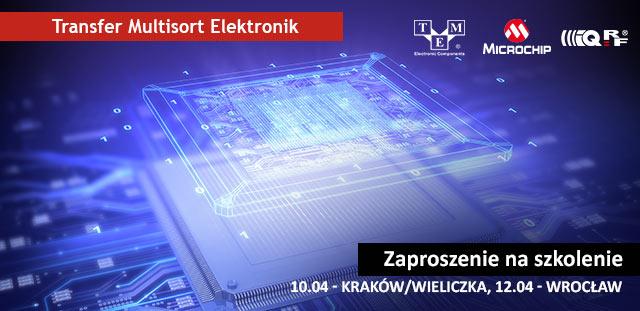 Microchip szkolenie