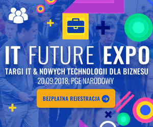 IT Future Expo | barter box | sierpień-wrzesień 2018
