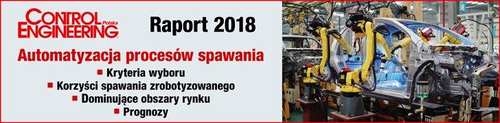 Raport 2018 Automatyzacja procesów spawania