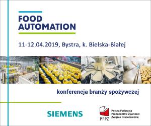 Konferencja Food Automation   barter box   marzec/kwiecień