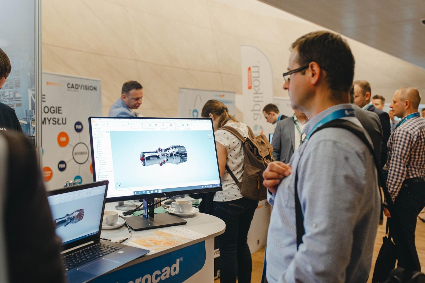 Konferencja INNOWACJE 4.0 Przyszłość Tworzenia Autodesk