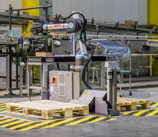 RC10 2.2 roboty współpracujące coboty