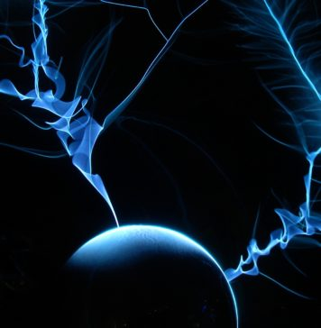 lightning power electrical charge