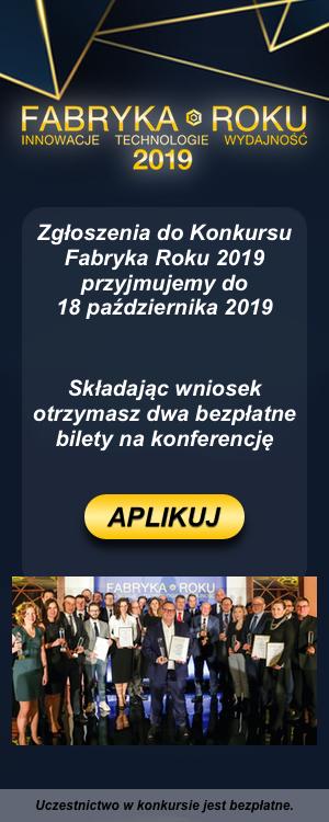 Fabryka Roku 2019 – aplikacje