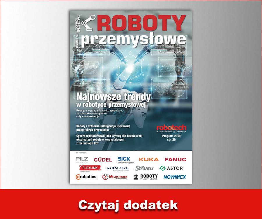 Dodatek Roboty przemyslowe | Box