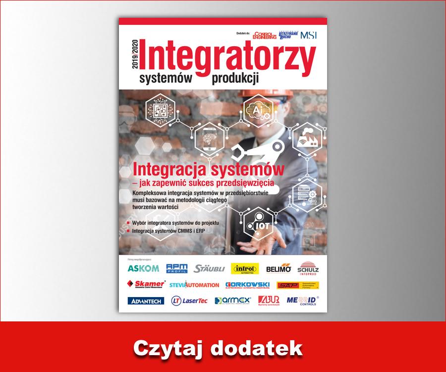 Dodatek Integratorzy 2019 | Box
