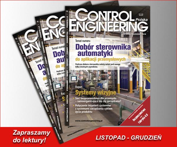 Control Engineering Wrzesień / Październik