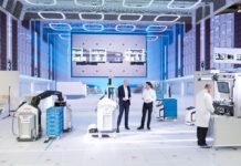 Fabrik der Zukunft factory of the future