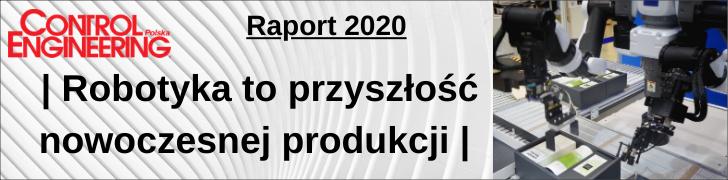 Raport 2020 Robotyka to przyszłość nowoczesnej produkcji | double midleaboard