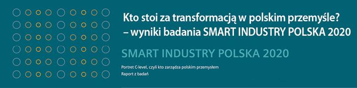 Raport SMART INDUSTRY POLSKA 2020 | boombox